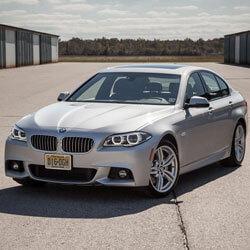 Keys for BMW 535d