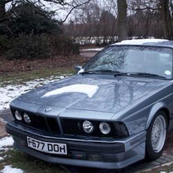 Replace my BMW 635CSi car keys