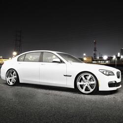 BMW 750iL Car Keys Produced
