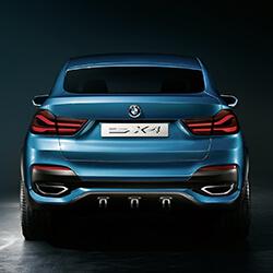 BMW X4 Car Keys Made