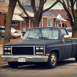 Keys for Chevrolet CK 3500