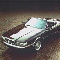 Chrysler TC by Maserati Car Keys Made