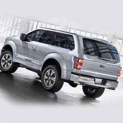 Keys for Ford Bronco