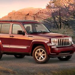 Jeep Liberty Car Keys Produced