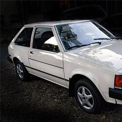 Mazda GLC Car Keys Produced