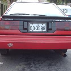 Mitsubishi Cordia Car Keys Produced