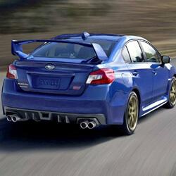 Car Keys Produced for Subaru Impreza