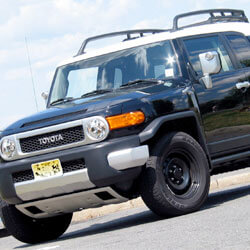 Keys for Toyota FJ Cruiser