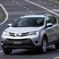 Keys for Toyota RAV4