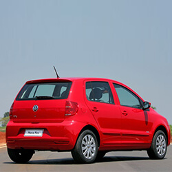 Car Keys Produced for Volkswagen Fox