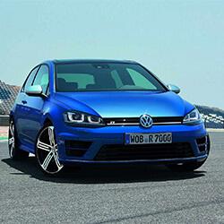 Volkswagen Golf R Car Keys Produced