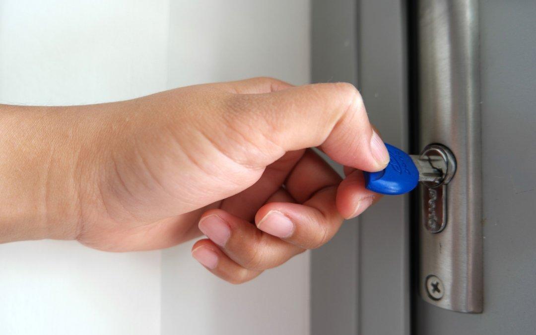 home's door locks