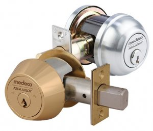 Deadbolt Locks